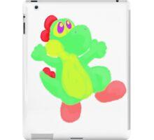 Green Yoshi iPad Case/Skin