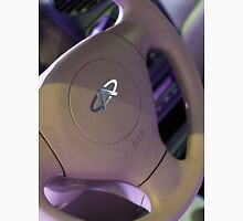 Chery QQ Electric Steering Wheel II [ Print & iPad / iPod / iPhone Case ] Unisex T-Shirt