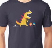 Dino Walk Unisex T-Shirt