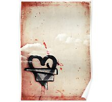 a broken heart lasts forever Poster