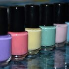 Nail varnish by Elinor Barnes