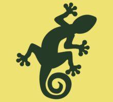Lizard gecko Baby Tee