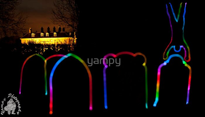 Night nutters let loose by yampy