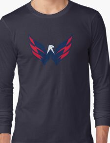 washington capitals Long Sleeve T-Shirt