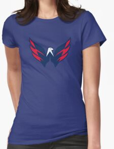 washington capitals Womens Fitted T-Shirt