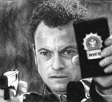 Mac Taylor, CSI-NY by BrynnH87