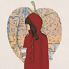 Little Red Riding Hood in Manhattan by cocovejis