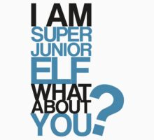 I am Super Junior Elf by happycheek