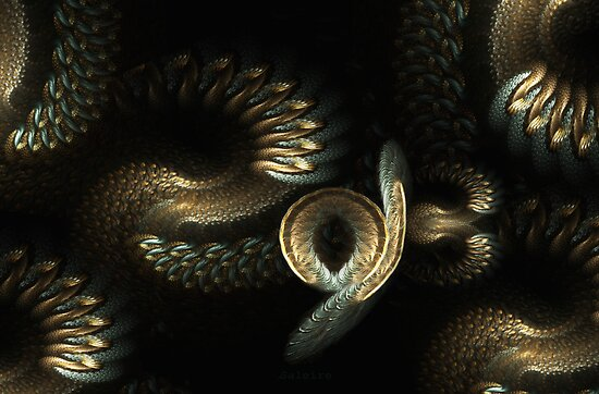 The Year of the Snake by saleire