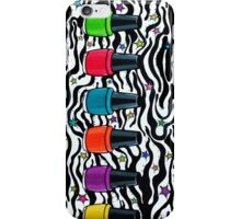 Laquered Up, Creations by Linz iPhone Case/Skin