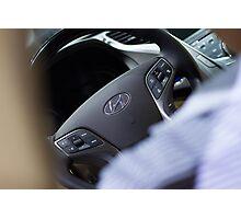 Hyundai Azera Wheel [ Print & iPad / iPod / iPhone Case ] Photographic Print
