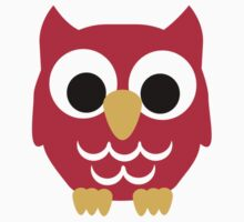 Red owl Kids Clothes