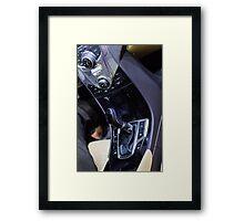 Hyundai Azera Clutch [ Print & iPad / iPod / iPhone Case ] Framed Print