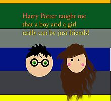 harry potter by christieloulou
