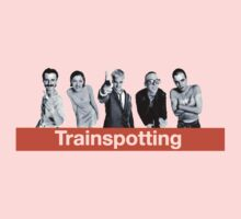 Trainspotting Movie Poster Kids Clothes