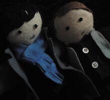 Sherlock and John by ILuvSherlock
