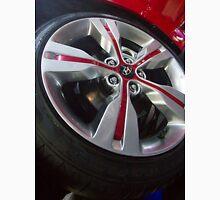 Hyundai Veloster Wheel [ Print & iPad / iPod / iPhone Case ] Unisex T-Shirt