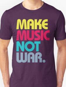 Make Music Not War (Venerable) T-Shirt