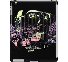 fear and loathing in las vegas black light iPad Case/Skin