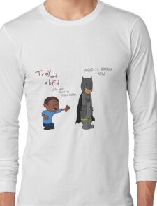 Abed is... Long Sleeve T-Shirt