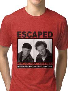 Home Alone Wet Bandits Tri-blend T-Shirt