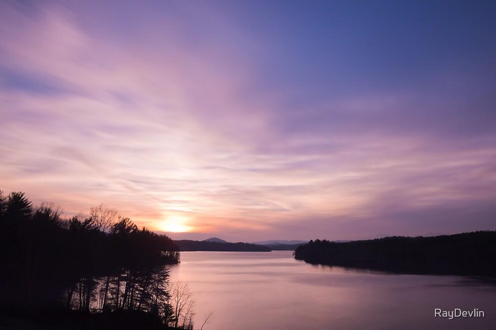 A North Carolina Sky by RayDevlin