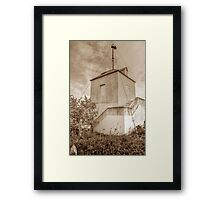 East End Lighthouse in Nassau, The Bahamas Framed Print