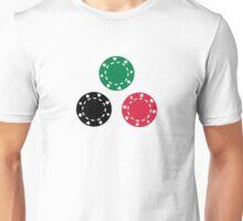 Poker casino Unisex T-Shirt