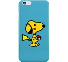 Snoopychu! iPhone Case/Skin