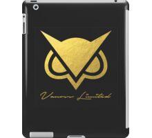 Vanoss Limited Edition | Gold Owl Logo | Vanoss Design iPad Case/Skin