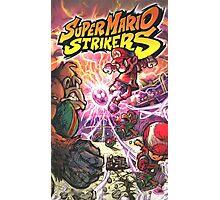 Super mario strikers Cover Photographic Print