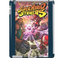 Super mario strikers Cover iPad Case/Skin