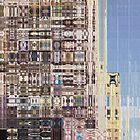 Abstract City by Russell Pierce