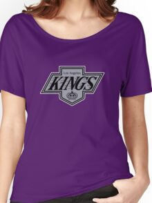 los angels kings Women's Relaxed Fit T-Shirt