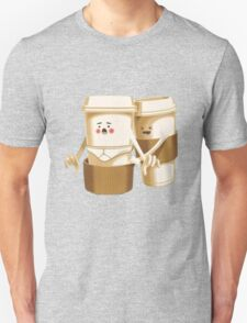 Depants Your Coffee Cup Unisex T-Shirt