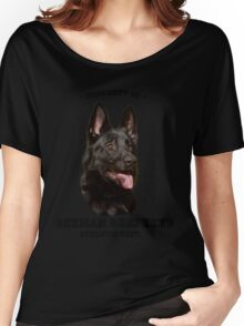 German Shepherd Athletic Dept. Women's Relaxed Fit T-Shirt