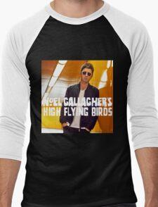 NOEL HIGH FLYING BIRDS Men's Baseball ¾ T-Shirt