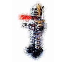 Robbie the Robot Photographic Print