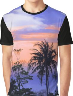 tropical 7 Graphic T-Shirt