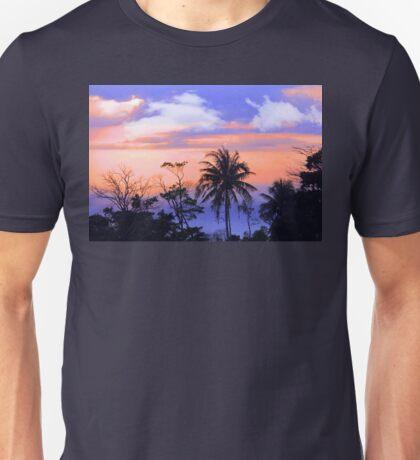 tropical 7 Unisex T-Shirt