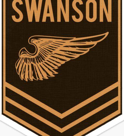 Parks and Recreation - Swanson Ranger Club Sticker