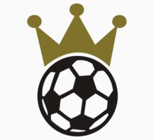 Soccer king crown by Designzz