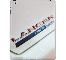 Mitsubishi Lancer Evolution X Detail [ Print & iPad / iPod / iPhone Case ] iPad Case/Skin