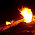 Eternal flames by David Isaacson