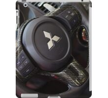 Mitsubishi Lancer Evolution X Wheel [ Print & iPad / iPod / iPhone Case ] iPad Case/Skin
