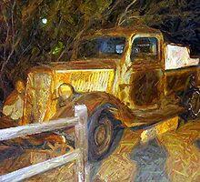 Truck by Kimberly Palmer