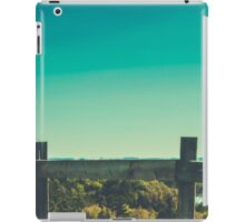 beyond the fence iPad Case/Skin