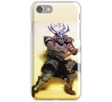 ©DA Samurai I iPhone Case/Skin