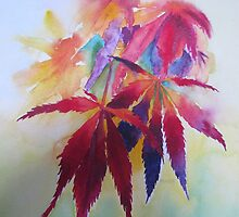 Colors of Autumn by Pat Yager