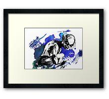 Gollum. Framed Print